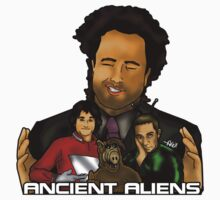 Ancient TV Aliens by Anna Welker
