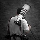 Lens Envy by Peter Maeck