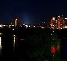 Brisbane City  by Kristie Buckley