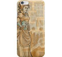 Iron Woman 12 iPhone Case/Skin