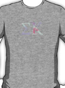 Sigma Kappa Brush Strokes T-Shirt