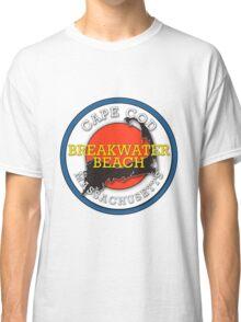 Breakwater Beach - Cape Cod Massachusetts Classic T-Shirt