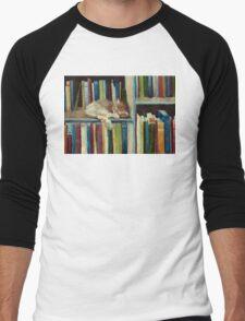 Quite Well Read Men's Baseball ¾ T-Shirt