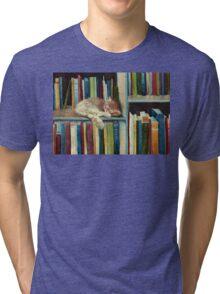 Quite Well Read Tri-blend T-Shirt