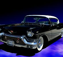 1957 Cadillac Presidential Inaugural Vehicle by TeeMack