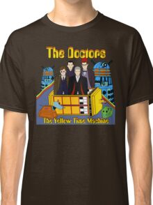 The Yellow Time Machine Classic T-Shirt