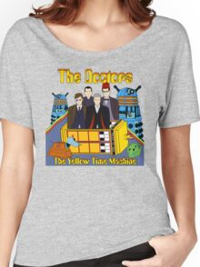 The Yellow Time Machine Women's Relaxed Fit T-Shirt