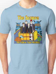 The Yellow Time Machine T-Shirt