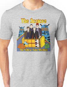 The Yellow Time Machine Unisex T-Shirt