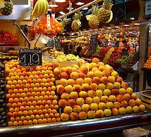 Fruit Market by Graham Pritchard