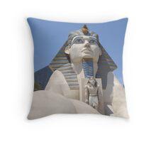 The Luxor Throw Pillow