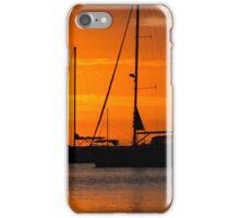 Sunrise Annapolis Harbor Maryland Photo iPhone Case/Skin