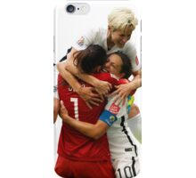 Pinoe, Lloyd, & Solo | USWNT iPhone Case/Skin