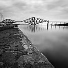 South Queensferry - Flat Calm by Kevin Skinner