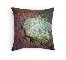 """Shinseina"" (Sacred) Throw Pillow"