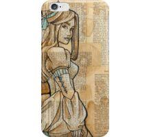 The Iron Woman 9 iPhone Case/Skin