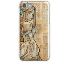 The Iron Woman 9 iPhone Case/Skin