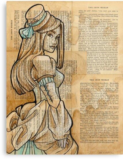 The Iron Woman 9 by Karen  Hallion