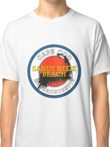 Sandy Neck Beach - Cape Cod Massachusetts Classic T-Shirt