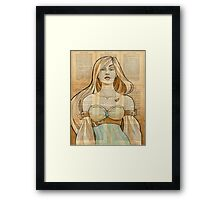 Iron Woman 8 Framed Print