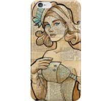 Iron Woman 7 iPhone Case/Skin