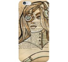 Iron Woman 6 iPhone Case/Skin