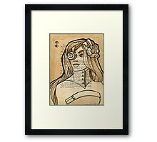 Iron Woman 6 Framed Print