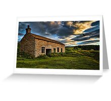 Home to Roost - Weardale. UK Greeting Card