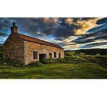 Home to Roost - Weardale. UK Photographic Print
