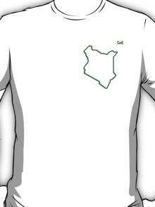 "Kenya ""Citizen of the Earth"" small T-Shirt"