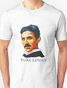 Nikola Tesla Tribute T-Shirt