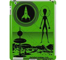 50s space iPad Case/Skin