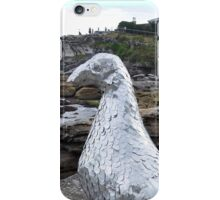 Bird/Boat, Sculptures By The Sea, Australia 2012 iPhone Case/Skin