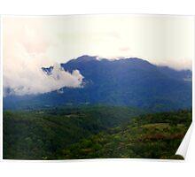 Lush Boquete View Poster