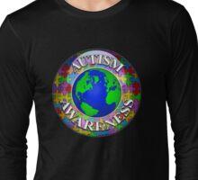 Autism awareness world Long Sleeve T-Shirt