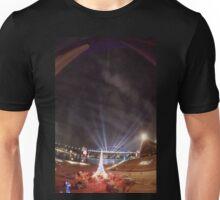 Light Show, Sydney, Australia 2004 Unisex T-Shirt