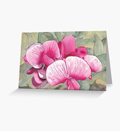 Snake Lake Wildflower Greeting Card