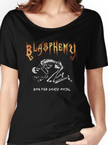 Death Metal Women's Relaxed Fit T-Shirt