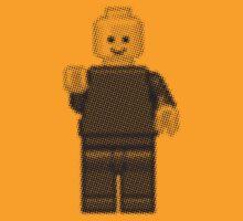 lego man by easyeye