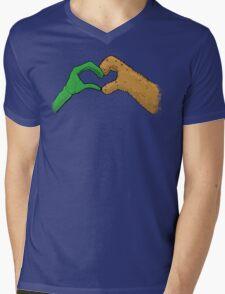 Muppet Friends Forever Mens V-Neck T-Shirt