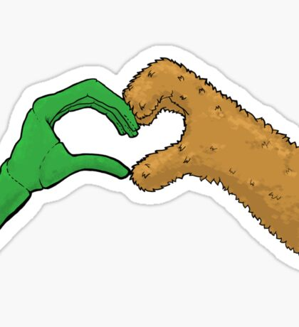 Muppet Friends Forever Sticker