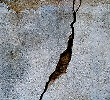 Crack in the Wall by Buckwhite