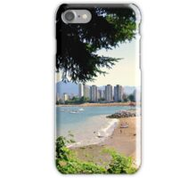 Vancouver, B.C. 2015 iPhone Case/Skin