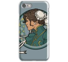 Chun-Li Nouveau iPhone Case/Skin