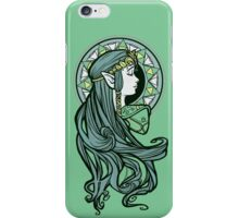 Zelda Nouveau iPhone Case/Skin