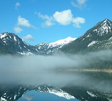Snoqualmie Summit Mist by monteropix