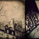 { parisian diptych } by dawne polis