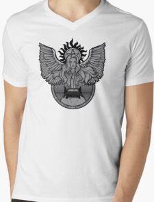 Hunters: Black and White version Mens V-Neck T-Shirt