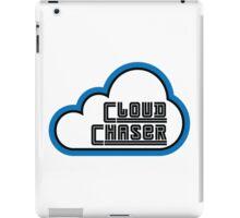 Cloud Chaser (blue) iPad Case/Skin