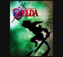The Legend of Zelda Fan Poster - Link Unisex T-Shirt